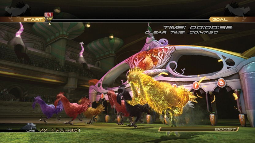 final fantasy 7 chocobo racing betting terms