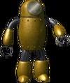 Diving Suit TrophyFF7