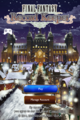 FFRK Christmas 2015 Title Screen