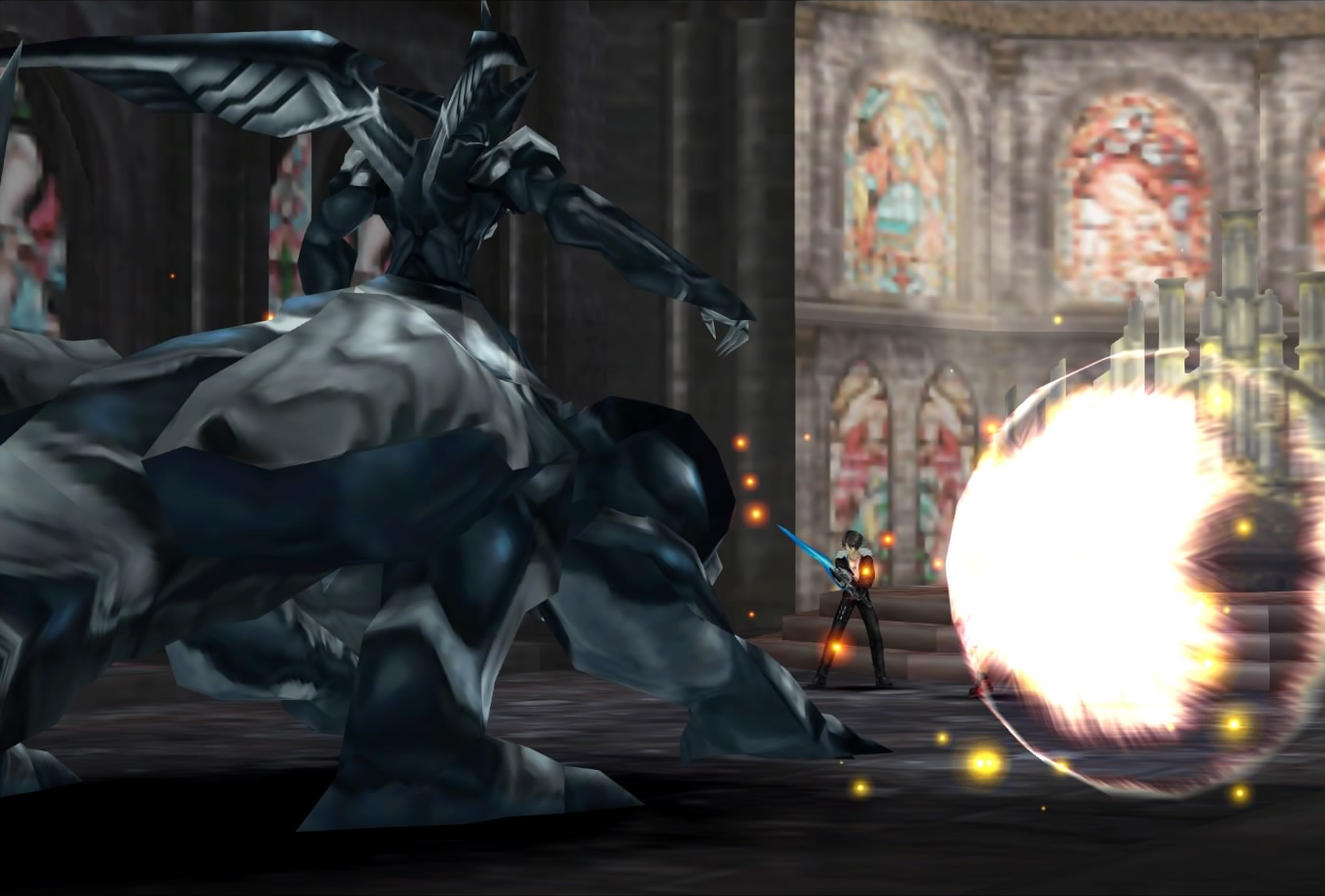 Meltdown (Final Fantasy VIII)