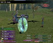 FFX-2 Echo Screen