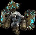 FFXIII enemy Borgbear Hero