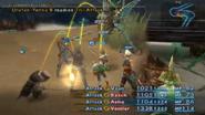 FFXII Tri-Attack