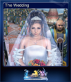 FFXX2 HD Steam Card The Wedding