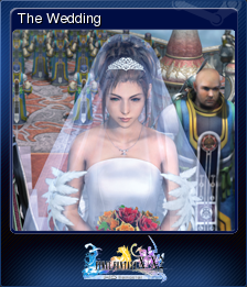 FFXX2 HD Steam Card The Wedding.png