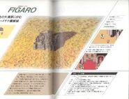 Final Fantasy VI Settei Shiryou Hen Figaro Castle