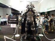 Gabranth's Armor display