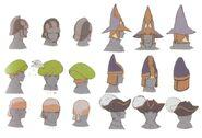 Helmets FFXI Art 2