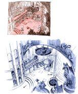 Ipsen's Castle FFIX Art 1