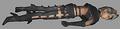 Paine warrior ko - ffx-2