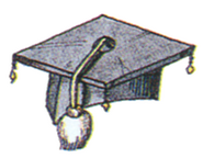 Scholar Hat FFIII Art