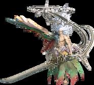 DFFNT Sephiroth Costume 03-B