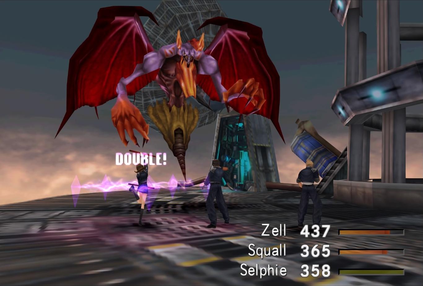 Double (Final Fantasy VIII)