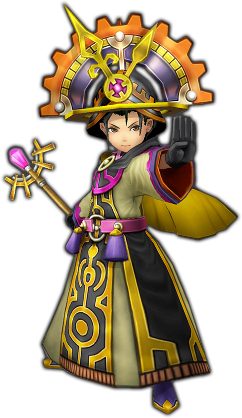 Time Mage (Explorers)