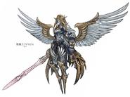 FFXIV Agrias concept