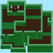 FF II NES - Pandaemonium Second Floor