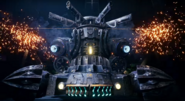 Hundred Gunner in FFVII Remake