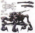 Midlight Reaper Art FFXIII