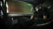 Noctis in car FF Versus XIII trailer
