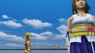 Rikku&Yuna Eternal Calm