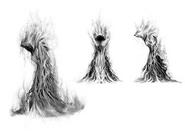 Whisper artwork for Final Fantasy VII Remake