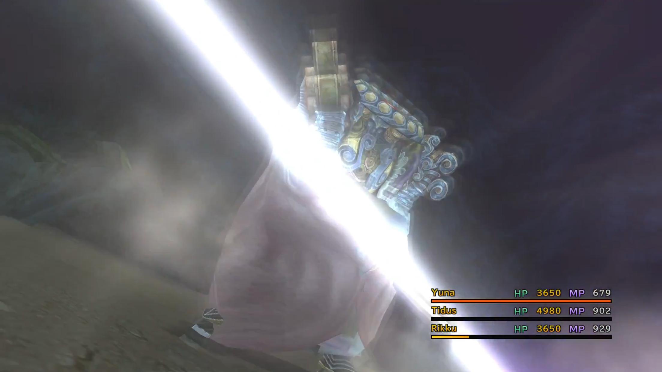 Zanmato (ability)