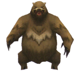 Borgbear (The 4 Heroes of Light)