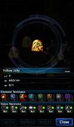 FFBE Yellow Jelly Analyze