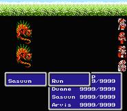 FFIII NES Run