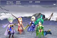 Geryon victory screen ios