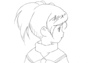 Ai sketch 8 for Final Fantasy Unlimited