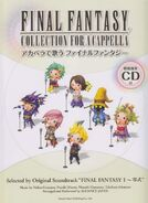 Final Fantasy Collection For A cappella