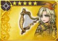 DFFOO Lamia Harp (IV)