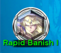 FFDII Artemis Rapid Banish I icon