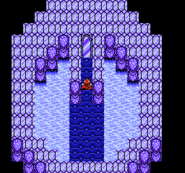 FFIII NES Eureka Entrance