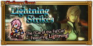 FFRK Lightning Strikes Event