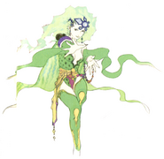 Rydia DS Art 2