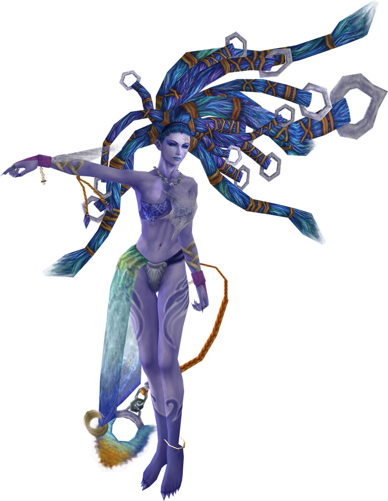 Shiva (Final Fantasy X boss)