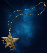 Star Pendant from FFVII Remake