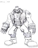 Barret Early Art 1