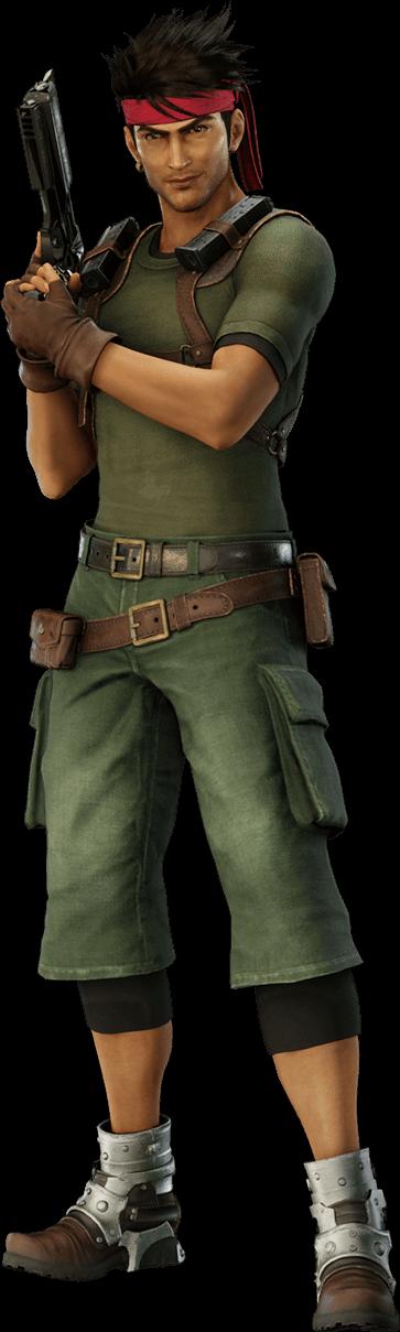 Biggs (Final Fantasy VII)