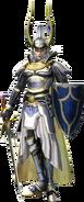 DFFNT Warrior of Light Costume 01-C