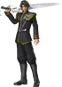DFF Squall 2nd Form