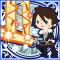 FFAB Blasting Zone - Squall Legend SSR+