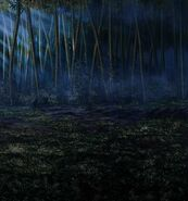FFBE The Misty Bamboo Forest BG