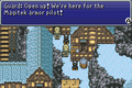 FFVI GBA Raid on Narshe 8
