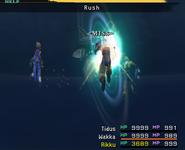 FFX Rush