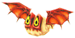 Fire Bat (Ring of Fates)