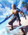 Mobius Tidus Outfit