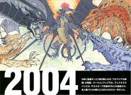 Yuzuki Ikeda FFXI Art 2004